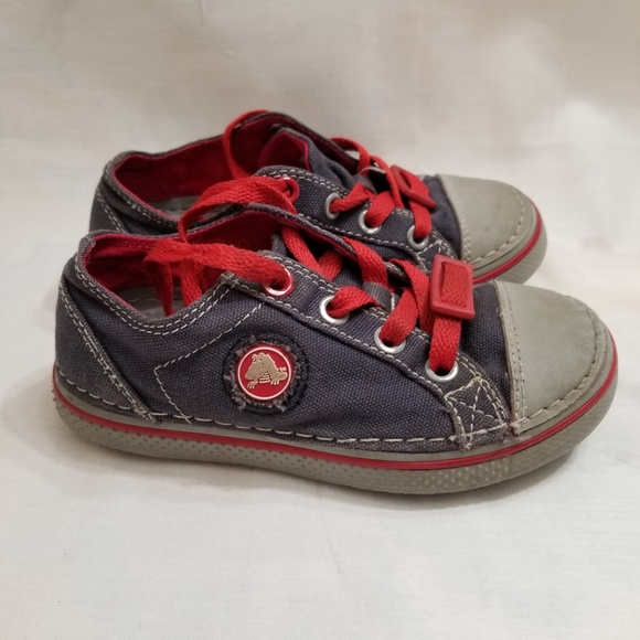 CROCS Other - Crocs canvas sneakers toddler 11